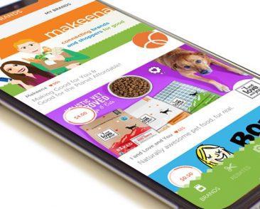 Makeena: The Smart Shopping App