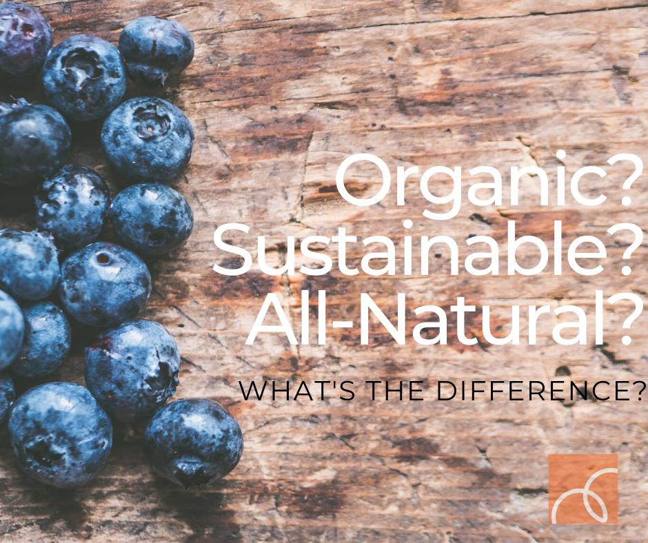 organic all natural