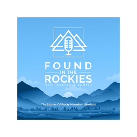 Found in Rockies Hosts CEO & Co-Founder of Makeena, Karen Frame